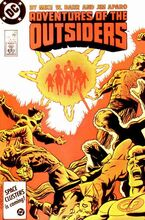 Adventures of the Outsiders Vol 1 39