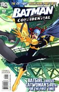 Batman Confidential -17 Cover