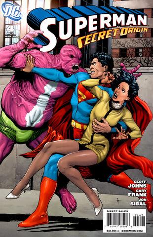 File:Superman - Secret Origin Vol 1 4 Variant.jpg