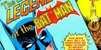Untold Legend of the Batman/Covers