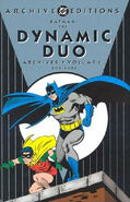 Batman The Dynamic Duo Archives Vol 1 1