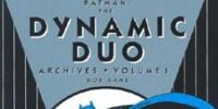 Batman: The Dynamic Duo Archives Vol 1 (Collected)