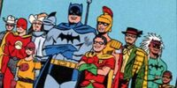 Batmen of All Nations (New Earth)/Gallery