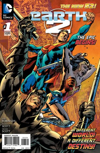 Variant by [[Bryan Hitch]] and [[Paul Mounts]]