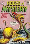 House of Mystery v.1 133