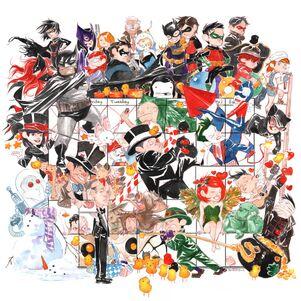 File:Batman Li'l Gotham Vol 1 1 Textless.jpg
