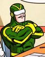 Angle Man DC Super Friends 001