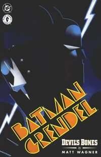 Batman Grendel Devil's Bones Vol 1 1