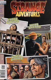 Strange Adventures Vol 2 1