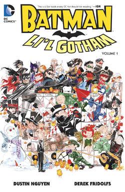 Cover for the Batman: Li'l Gotham Vol. 1 Trade Paperback