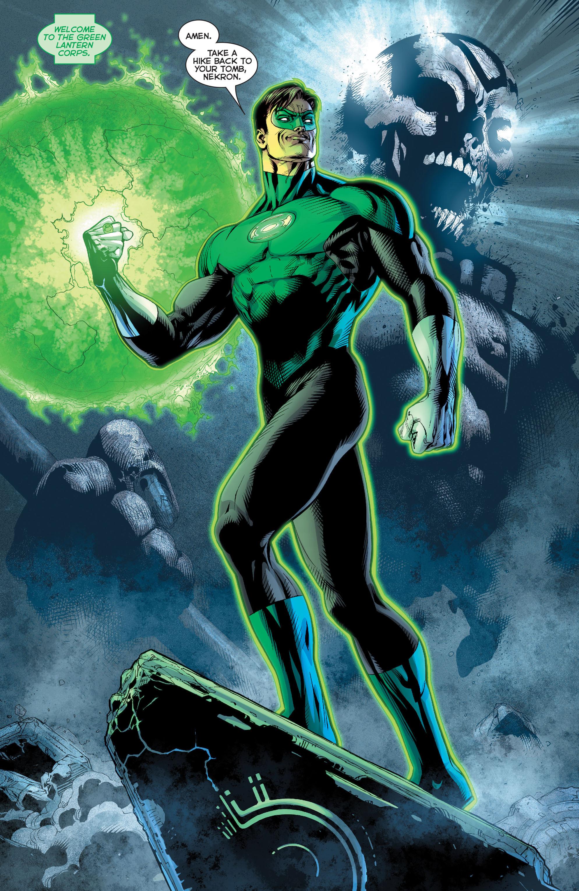 super popular 75e60 db119 ... Green Lantern JLA Secret Origins.png Revenge of Black Hand Nike ...