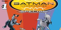 Batman Incorporated Special Vol 1 1