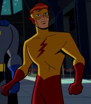 Kid Flash Wally West BTBATB 001