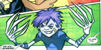 Scissors (Teen Titans TV Series)