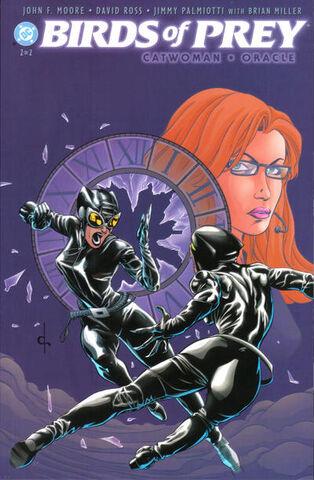 File:Birds of Prey Catwoman Oracle Vol 1 1.jpg
