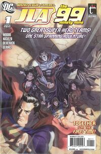 Justice League of America - the 99 Vol 1 1