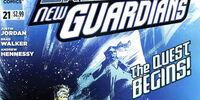 Green Lantern: New Guardians Vol 1 21