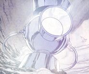 White Lantern Power Battery