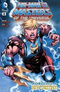He-Man and the Masters of the Universe Vol 2 4