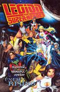 Legion of Super-Heroes Enemy Rising