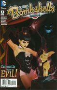 DC Comics Bombshells Vol 1 3