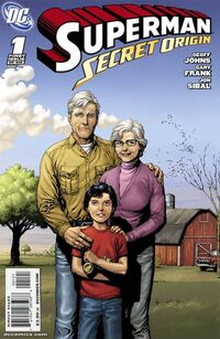 Superman Secret Origin 1A