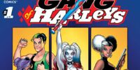 Harley Quinn and Her Gang of Harleys/Covers