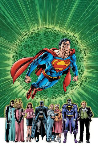 File:Superman Man of Steel 2003 TP Textless.jpg