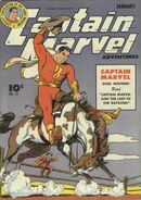 Captain Marvel Adventures Vol 1 51