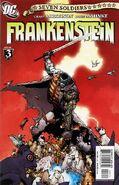 Seven Soldiers Frankenstein 3