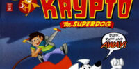 Krypto the Superdog/Covers