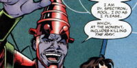 Doctor Spectron (New Earth)