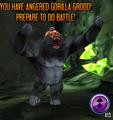 Gorilla Grodd (Hero Run)