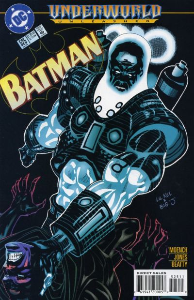 Resultado de imagem para batman # 525