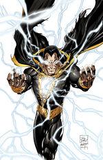 Justice League of America Vol 3 7.4 Black Adam Textless