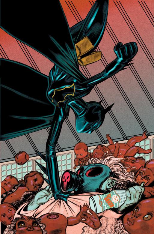 Image - Batgirl Cassandra Cain 0024.jpg | DC Database