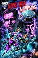 Star Trek Legion of Super-Heroes Vol 1 3 CVR B