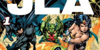 DC Comics Essentials: JLA Vol 1 1