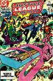 Justice League of America 220