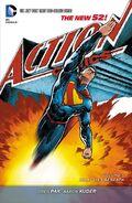 Action Comics What Lies Beneath