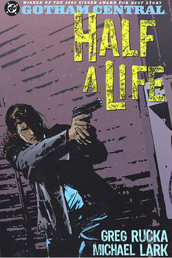 Cover for the Gotham Central Vol 2: Half a Life Trade Paperback