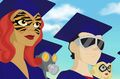 Graduates DC Super Hero Girls 0001