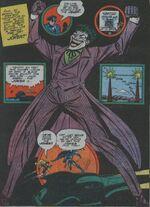 Joker's crime spree