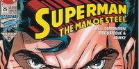 Superman: Man of Steel Vol 1 25