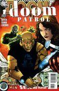 Doom Patrol Vol 5 1A