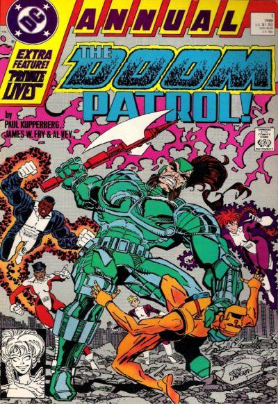 Doom Patrol (Vol 2) # 52 Near Mint (NM) DC-Vertigo MODERN AGE COMICS