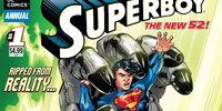 Superboy Annual Vol 6 1
