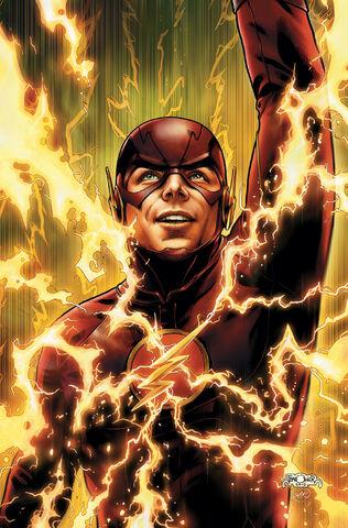 File:The Flash Season Zero Vol 1 10 Textless.jpg