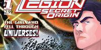 Legion: Secret Origin/Covers