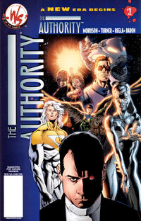 The Authority Vol 2 1